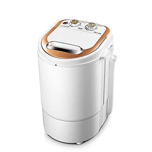 Infantil Infantil bebé 1.2 KG Capacidad Mini Lavadora pequeña habitación semiautomática Lavadora - Voltaje Nominal 220V