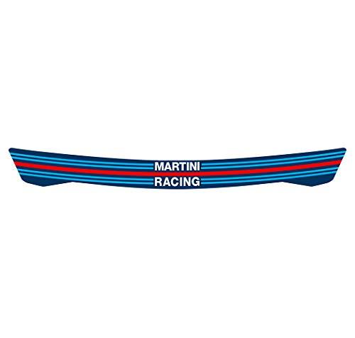 Martini Racing Premium en PVC de qualit/é Garage//atelier Banni/ère