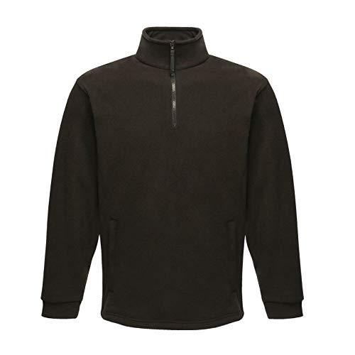 Regatta Overhead Fleece Jacket, Noir, XL Homme