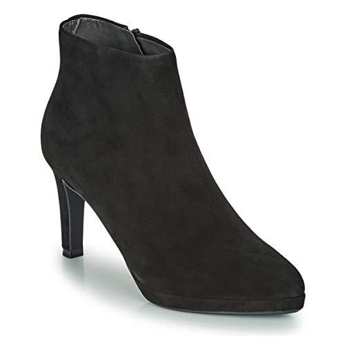 PETER KAISER PRISSY Enkellaarzen/Low boots dames Zwart Enkellaarzen