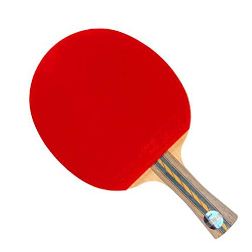 Great Features Of Chengjinxiang Table Tennis Racket, 6-Star Horizontal Shooting Double-Sided Anti-Ad...