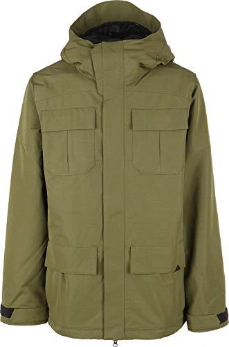 Volcom Alternate Snowboard Jacket Mens Sz XL Military