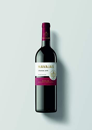 Bodegas Navajas - Rioja Tinto Crianza - Rotwein - 1 x 0,75 Liter