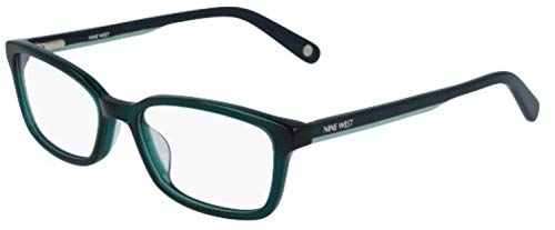 Eyeglasses NINE WEST NW 5177 315 Crystal Emerald