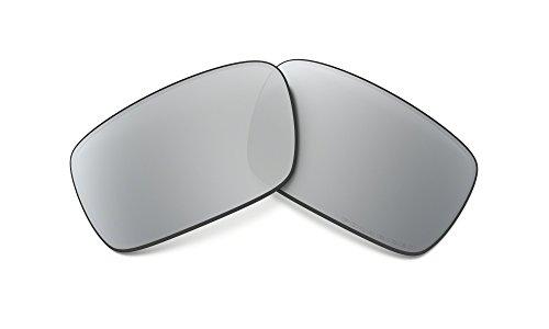 Oakley RL-CRANKSHAFT-3 Lentes de reemplazo para Gafas de Sol, Multicolor, 55 Unisex Adulto