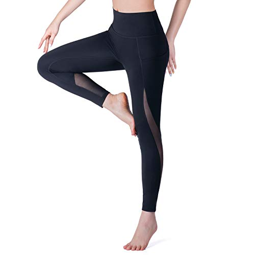 Trideer Women's High Waisted Yoga Pants with Pockets