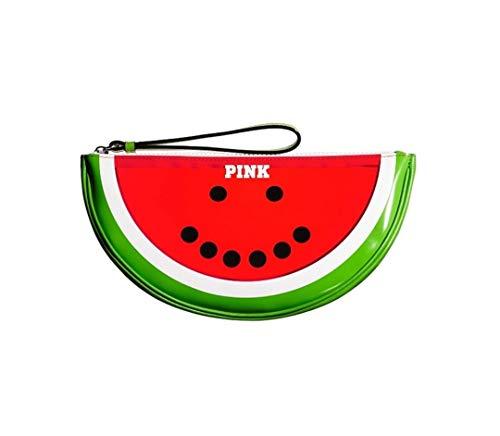 Victoria's Secret PINK Watermelon Wristlet Beauty Bag