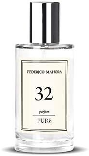Pure 32Eau de Parfum Spray para mujeres. Mismo formulación como Thierry Mugler Ángel fabricado en el mismo alemán fábrica por Drom fragancias. Eau de Parfum (50ml)