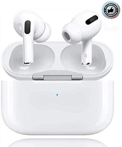 Auriculares Inalámbricos Bluetooth 5.0 In Ear con Micrófono Estéreo 3D,Auriculares Bluetooth Deportivos IPX7 Impermeabile,25 Horas y Carga Rápida para Android/iPhone/Xiaomi/Samsung/Apple Airpods
