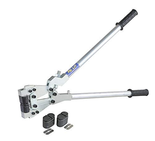 Pro-Lift-Werkzeuge Stauchgerät Streckgerät zwei Blechbieger Universal Handzange Stauchen & Strecken Hebelbiegegerät Werkzeug