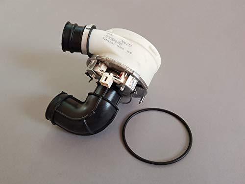 Heizelement mit Pumpe Abdeckung Heizpumpe für Geschirrspüler WHIRLPOOL - 1800W