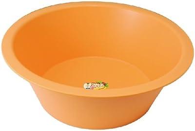 fru-ru 洗面器S型 オレンジ
