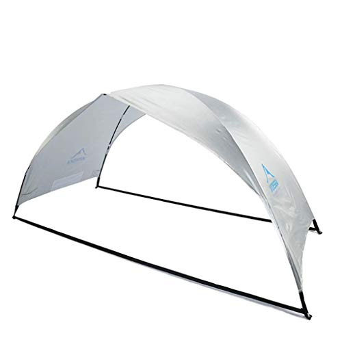 Uitstapje Udstyr, strandtent 3-4 personen zon paraplu snel automatische 90% uv bescherming luifel tent camping vissen luifel, Kejing Miao