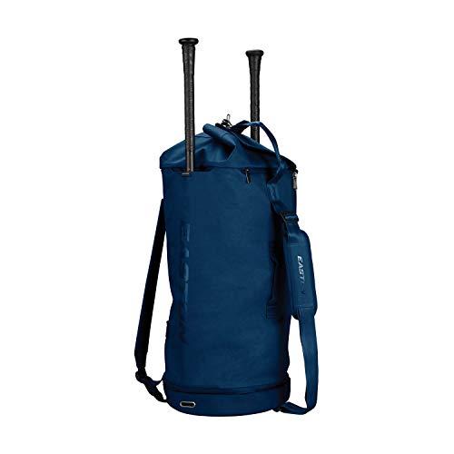 Easton Retro Baseball Duffle Bag, Elite Retro Duffle Baseball Bat Pack, Navy, Size: 26