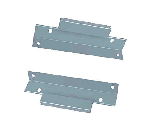 BBQ funland(2-pack, L and R) Stainless Main Burner Support Bracket for Perfect Flame GSC3318, GSC3318N
