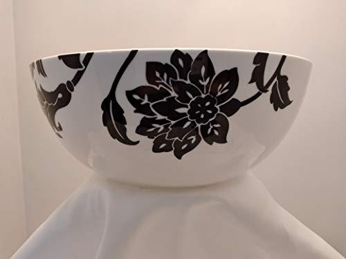 Mikasa - Ensaladera de porcelana 'Fine china' de 25 cm.
