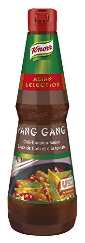 Knorr Pang Gang Chili-Tomaten-Sauce (asiatische Würzsauce) 1er Pack (1 x 1 Liter)