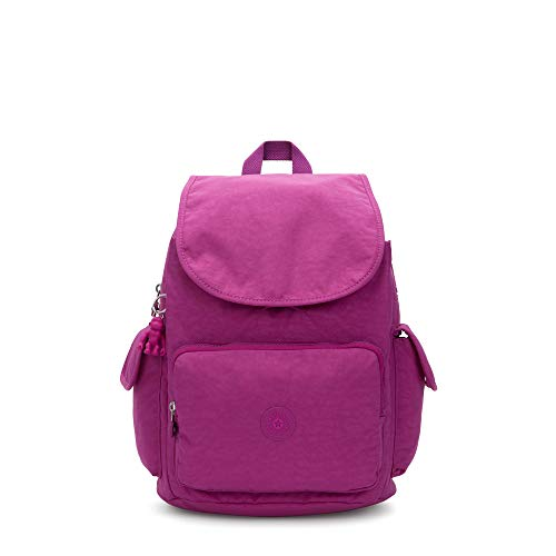 Kipling City Pack Medium Backpack Bright Pink