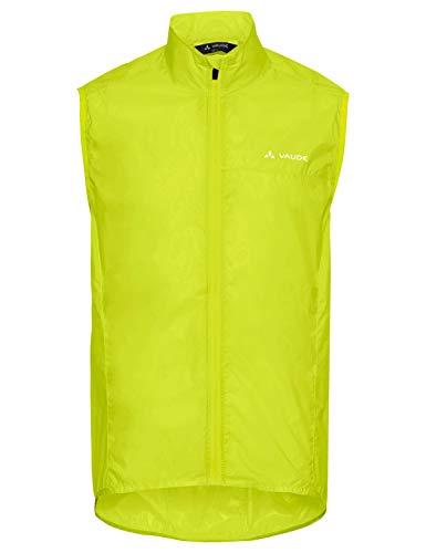 Vaude Men's Air Vest III, Gilet Uomo, Verde, M