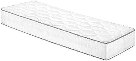 Eminflex Firenze Materasso Touch Foam Bianco Matrimoniale 160x190 Amazon It Casa E Cucina