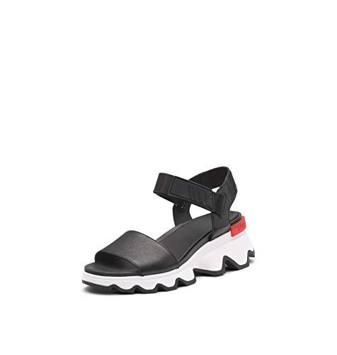 Sorel Women's Kinetic Sandals - Black - Size 8