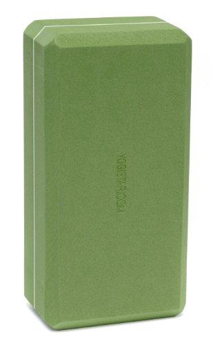 Yogistar Blocco Yoga Basic, Verde (Kiwi), Taglia Unica