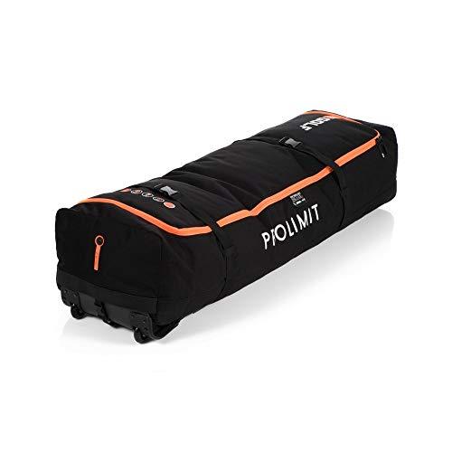 2018 Prolimit Kitesurf Travel Light Golf Board Bag 150x45 Pewter / Yellow 83344