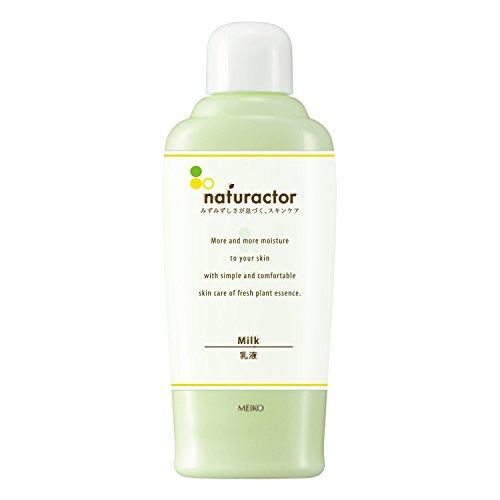メイコー化粧品 naturactor(ナチュラクター) ミルク