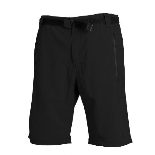CMP 3T51847, Pantaloncini Uomo, Nero (Black/Black), XXL