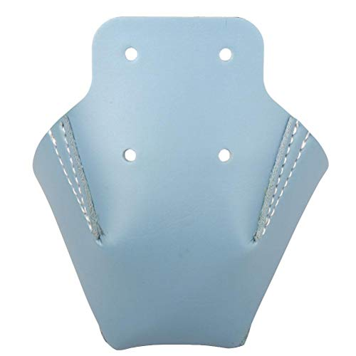 Funmix Rollschuhe Protektoren,Skate Cap Protectors, 1 Paar Skate Kunstleder-Schutzpolster, Rollschuh-Schutzkappenschutz mit 4 Löchern für Rollschuhe