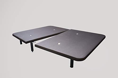 Base tapizada 3D Partida 135x190