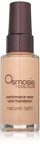 Osmosis Long Wear Liquid Foundation, Natural Light, 36 Gram