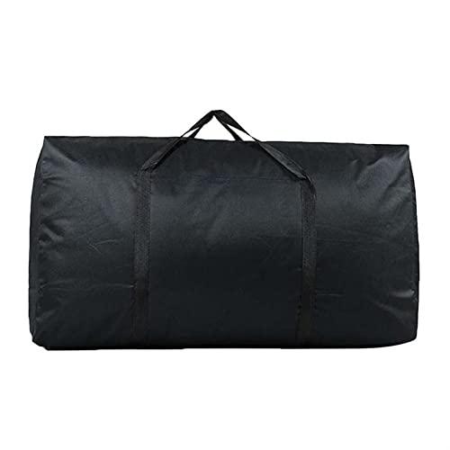 hgkl Bolsa de Almacenamiento Bolsa de Compra de lavandería Reutilizable Grande Impermeable Bolsas de Almacenamiento Herramientas Equipaje Mover Cubos caseros Tela no Tejida (Color : 1pc)