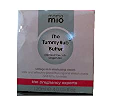 Mama Mio Tummy Rub Butter for Stretch Marks