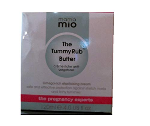 Mama Mio The Tummy Rub Butter, 4 Fl Oz