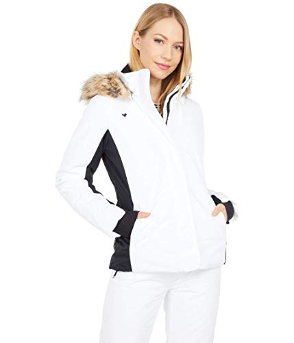 Obermeyer Tuscany II Jacket White 4
