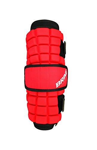 Brine Clutch Arm Guard, Red, Large