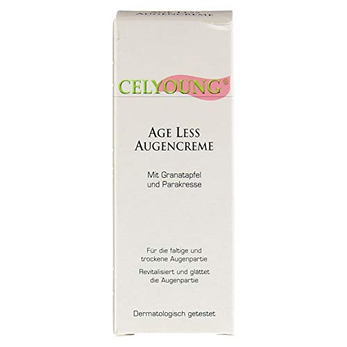 CELYOUNG age less Augencreme Granatapfel 15 ml