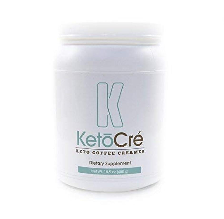 KetoCré - Elevate Keto Coffe Creamer - 30 Servings (450g) z8361046315061