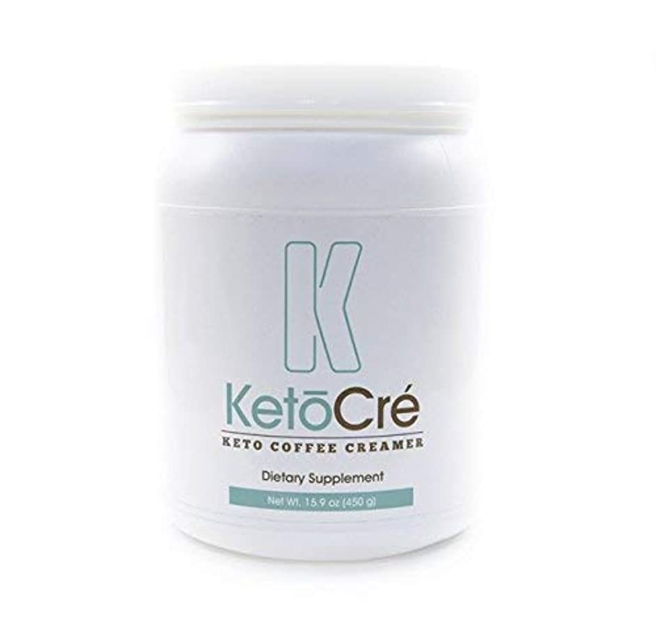 KetoCré - Elevate Keto Coffe Creamer - 30 Servings (450g)