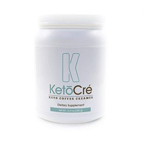 KetoCré - Elevate Keto Coffe Creamer - 30 Servings (450g)