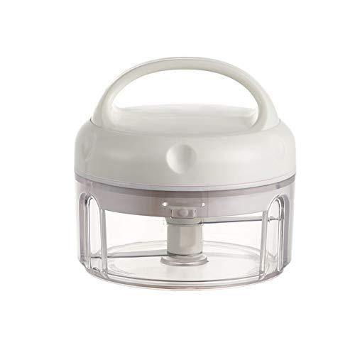WPCASE Knoblauchschneider Crusher Knoblauch Küche Utensilien Küche Gadgets Und Werkzeuge White,One Size