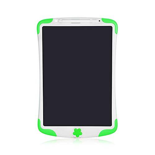 KDXBCAYKI Tablet LCD da 8,5 pollici Illuminismo Educazione della prima infanzia Tavoletta puzzle for bambini Lavagna Lavagna Boogie Board (Colore : Green)