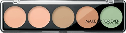 MAKE UP FOR EVER 5 Camouflage Cream Palette No. 1