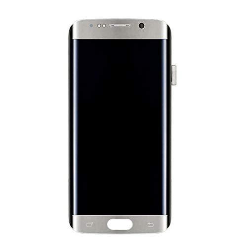 zNLIgHT Piezas de Tel¨¦Fono internas | Reemplazo de Pantalla t¨¢ctil LCD Display digitalizador Montaje para Samsung S7 Edge G935-Silver