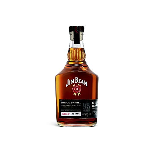 Jim Beam Single Barrel Whiskey (1 x 0.7 l)
