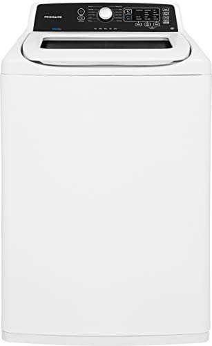 """Price comparison product image Top Load Washer,  White,  44-1 / 4"""" H"""