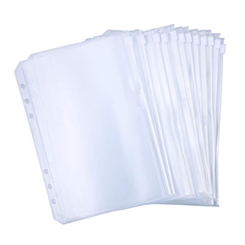 Antner 12 PCS Binder Pockets A5 ...