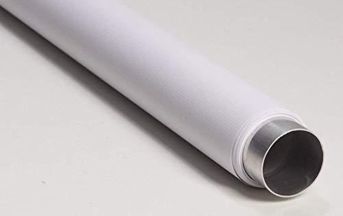 Fondo de Vinilo Blanco de 120x250cm