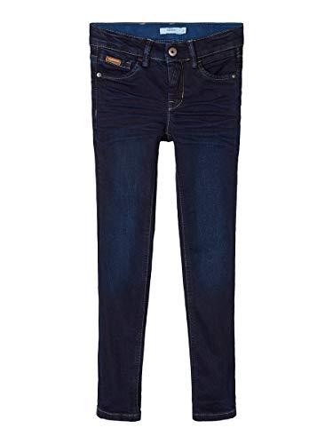 NAME IT Boy Jeans X-Slim Fit 134Dark Blue Denim